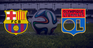 Champions League - Barcelona-Olympic Lyonnais