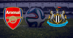 Premier League - Arsenal-New Castle