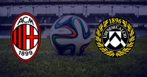 Serie A - Milan-Udinese