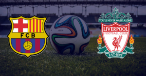 Champions League - Barcelona-Liverpool