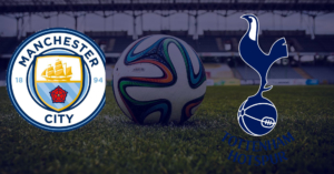 Champions League - Manchester City-Tottenham