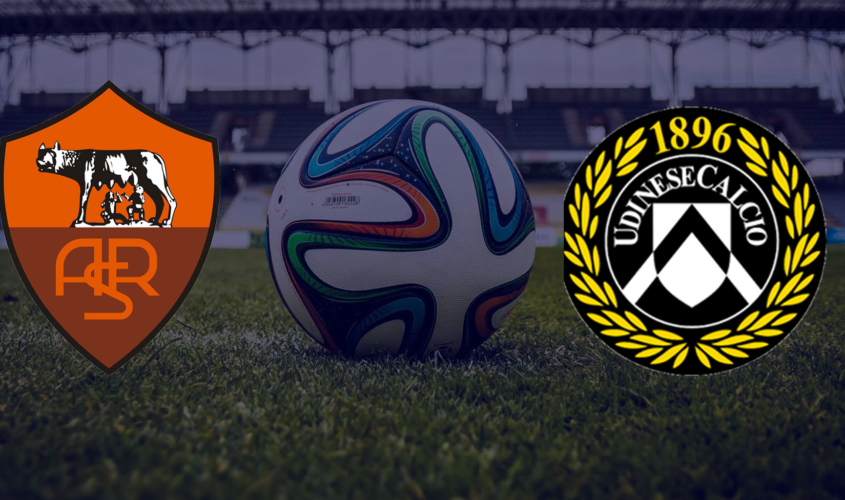 Serie A - Roma-Udinese