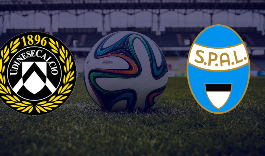 Serie A - Udinese-Spal