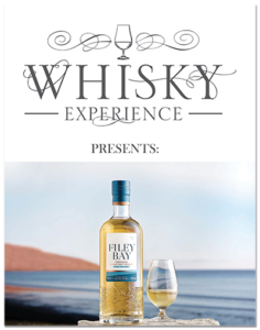 WHISKY EXPERIENCE - FILEY BAY EDITION