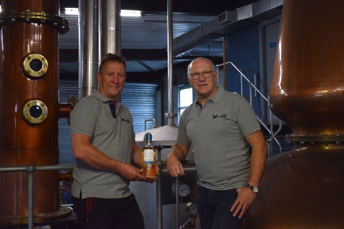 Tom Mellor - Yorkshire Whisky