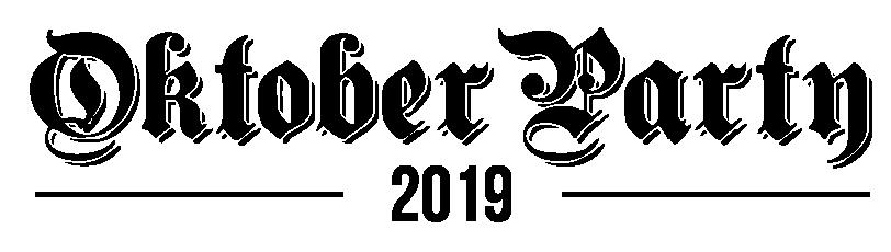 logo oktoberparty 2019 - The Friends Pub Milano