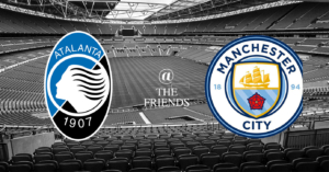 Champions League - Atalanta-Manchester City