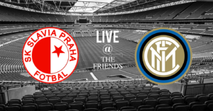 Champions League - Slavia Praga-Inter