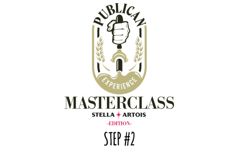 Masterclass - STEP #2 - The Friends Pub Milano
