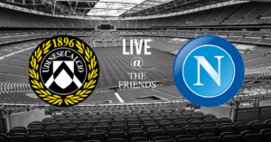 Serie A - Udinese-Napoli