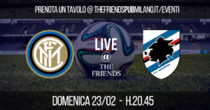 Serie A - Inter-Sampdoria