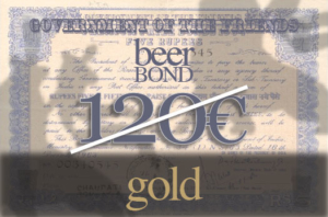 BeerBOND GOLD - The Friends Pub Milano