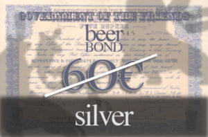 BeerBOND SILVER - The Friends Pub MIlano