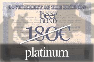 BeerBOND PLATINUM - The Friends Pub Milano